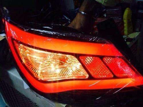 LED Tail Light Verna Fluidic