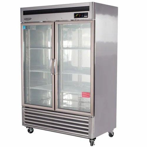 Glass Door Refrigerator View Specifications Details Of Glass