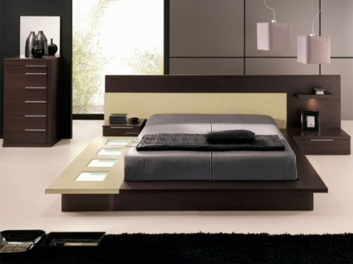 Exceptional Designer Double Bed