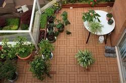 WPC Terrace Tiles