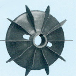 Plastic Fans Suitable For Siemens 160 Frame Size