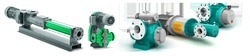 Netzsch upto 72 Bar Axial Flow Pump, NEMO