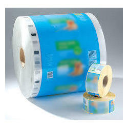 Laminated Printed Roll