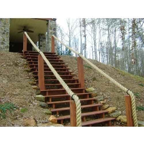 Rope Handrail, Rope Handrail