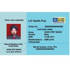 Insurance ID Card