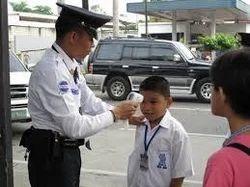 School Security Guard