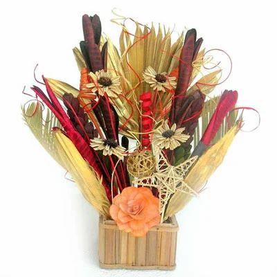Dry Flower Arrangements Decoration Service