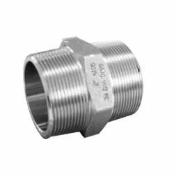 SB564 Monel 400 500 Hex Nipple BSP NPT SOCKET WELD