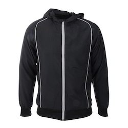 Mens Black Jackets