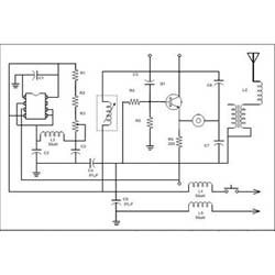 Single line diagram electrical symbols images motor for Electrical as built drawings sample