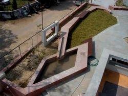House For Arunbhai Landscape Architecture