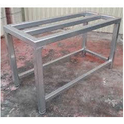 Mild Steel Stand Fabrication Services