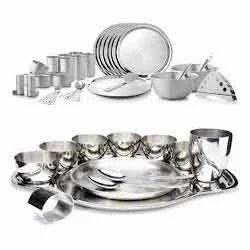 Stainless Steel Dinnerware  sc 1 st  IndiaMART & Stainless Steel Dinnerware - SS Dinnerware Manufacturers u0026 Suppliers ...