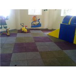 School Rubber Flooring