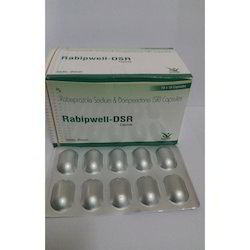 Rabipwell-DSR (Antiemetic and Anti Ulcerants Tablets)