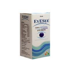 Herbal Eye Drops