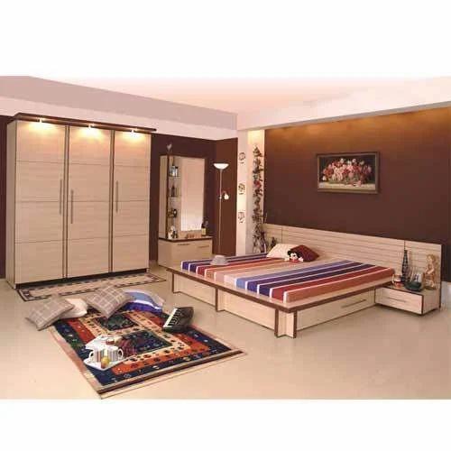 Antique Bedroom Interiors Design In Mem Nagar Ahmedabad Hansraj