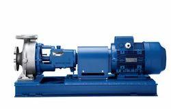 Electrocoating Bath Circulation Pumps