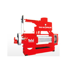 Double Gear Seed Oil Expeller