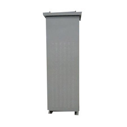 White 19 Inch Svarn Power Supply Cabinet