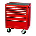 6 Drawer Tool Trolley