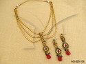 Ruby Antique Necklace