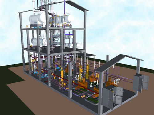 3d Modelling for Piping And Instruments in Bhandup, Mumbai