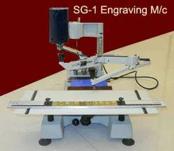 Engraving M/c