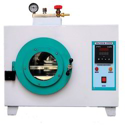 Round Vacuum Oven