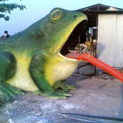 FRP Giant Frog