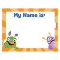 Name Tag Sticker