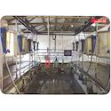 Herringbone Parlor  Milking Systems(Fully Automated)