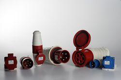 Industrial Plug & Socket