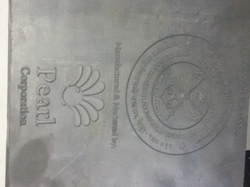 Engraving Works on Graphite
