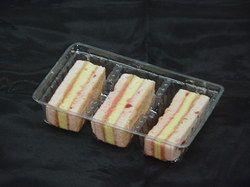 Triple Pastry PVC Tray