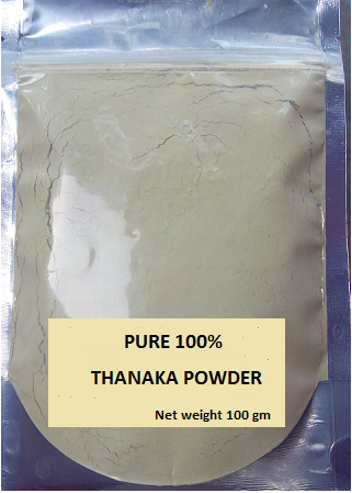 Thanaka Powder 100% pure | Nutra Roots | Exporter in