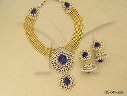 Ball Chain Design Necklace
