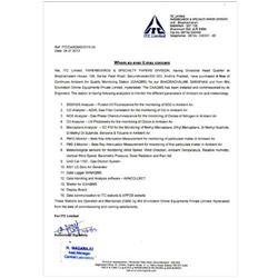 ITC Certificate