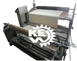 Unwinder Rewinder Machine with Web Guiding System, For optional