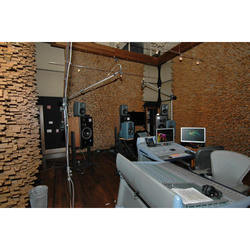 Recordings Studio Construction Interior