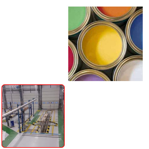 Epoxy Coating For Refineries Service