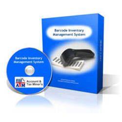Barcode Inventory Management Software - ATM Infotech, Surat | ID
