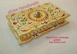 Dry fruit Box Rectangle Freehand