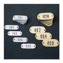 Aluminum Tags Labels