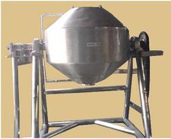 Rotocone Vacuum Dryer