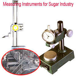 Measuring Instruments for Sugar Industry