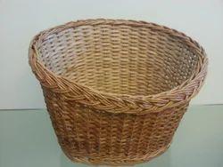 High Back Cane Basket