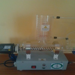 Semi-Automatic Mars Water Distillation Unit, 3kw