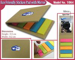Eco Sticky Note Pads