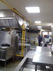 Commercial Kitchen LPG Pipeline Installation Service